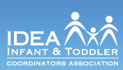 Wordmark Images: Infant and Toddler Coordinators Association, Idea 619 Consortium, Technical Assistance Center on Social Emotion Intervention for Young Children