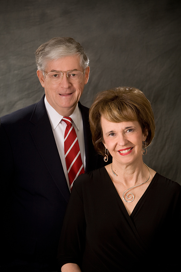 Photograph: Ann and Rud Turnbull