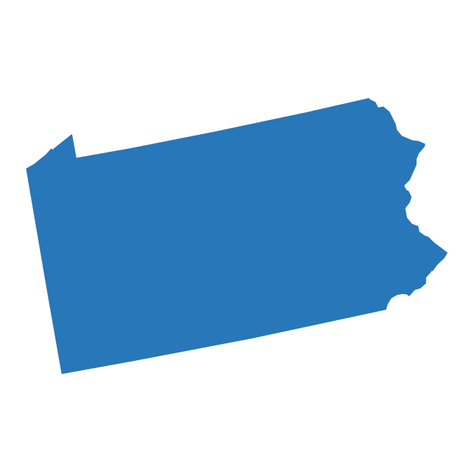 Outline of Pennsylvania: