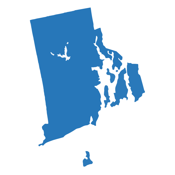Outline of Rhode Island: