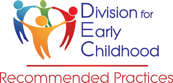 Logo: Division for Early Childhood (DEC) Recommended Practices
