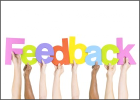 Go to: Feedback is How We Grow