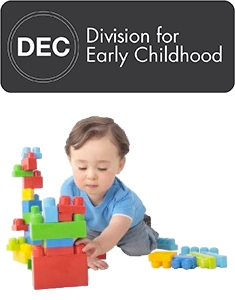 Logo: division for Early Childhood (DEC)