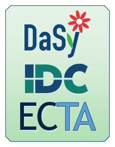 DaSy, IDC and ECTA Logos