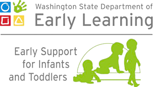 Washington State Department of Early Learning: Early Support for Infants and Toddlers (Logo)